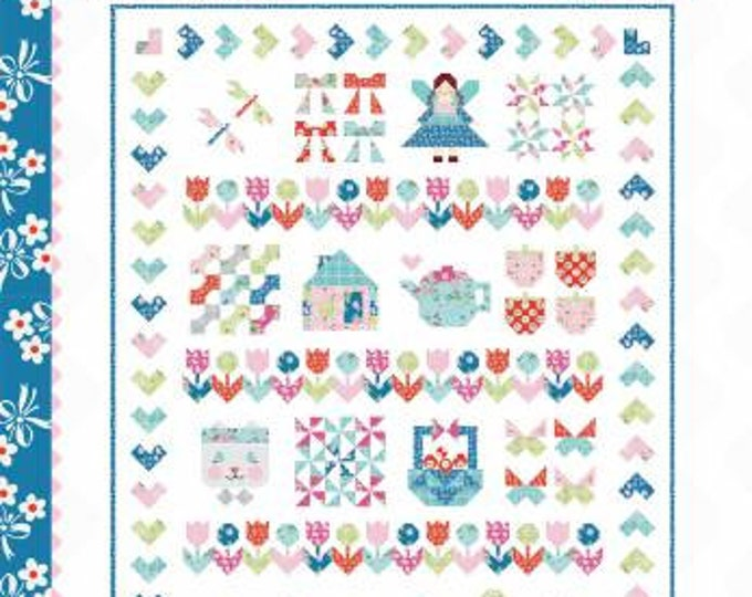 Pretty Platyime Quilts - 6 Charming Quilts to Treasure by Elea Lutz