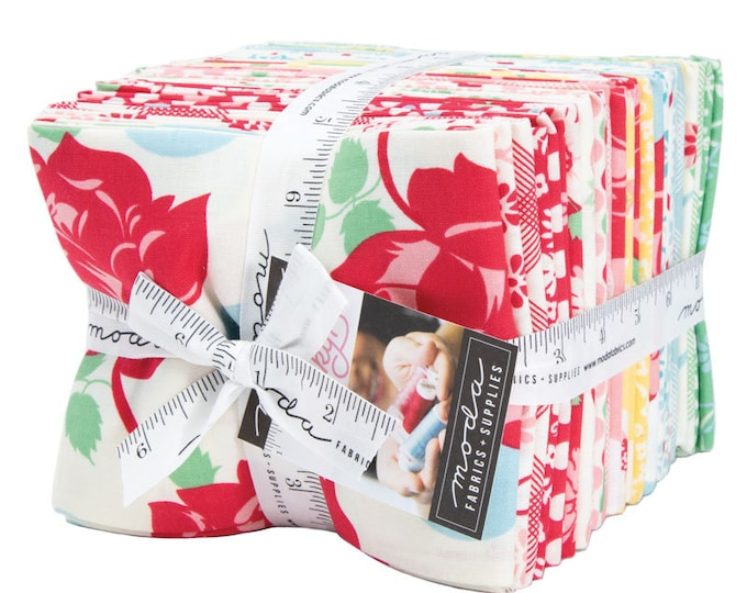 Cheeky by Urban Chicks for Moda Fat Quarter Bundle 28 FQ