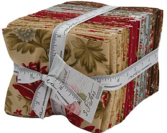 Rosewood by 3 Sisters for Moda Fat Quarter Bundle 36 FQ