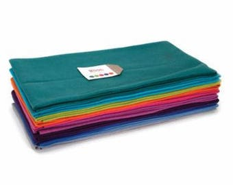 Wool Half Yard Bundle - Moda New Colors 10 Pieces 100% Wool
