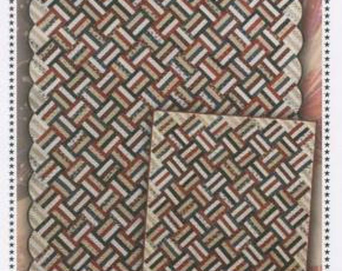 United We Stand  - Quilt Pattern by Primitive Gatherings Two Sizes