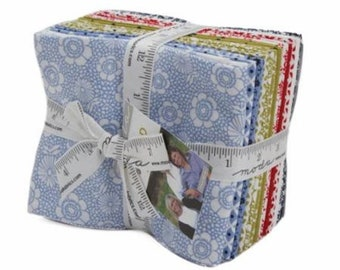 Oxford by Sweetwater for Moda Fat Quarter Bundle Choose Prints or Wovens or BOTH!