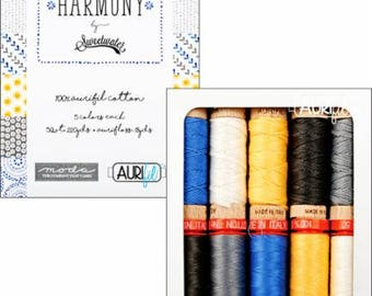 Harmony by Sweetwater Thread Set - Aurifil 50 wt