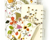 Pressed Flower Resin Journal