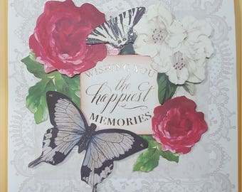 Happy Wedding Day greeting card