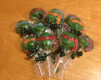 Teenage Mutant Ninja Turtles -1 dozen-