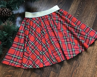 10c661db1b Sleigh Bells Christmas Skirt