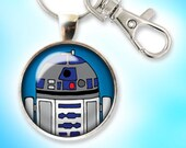 Star Wars R2D2 Keychain w...