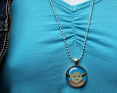 Star Wars Yoda Necklace P...