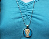 Star Wars C3PO Necklace P...