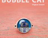 R2D2 Ring, Star Wars Adju...