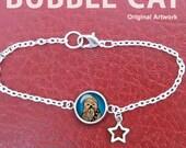 Chewbacca  Bracelet, Chewy Star Wars Bracelet