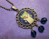 Siamese Cat Necklace, Cat...