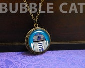 Star Wars R2D2 Necklace P...