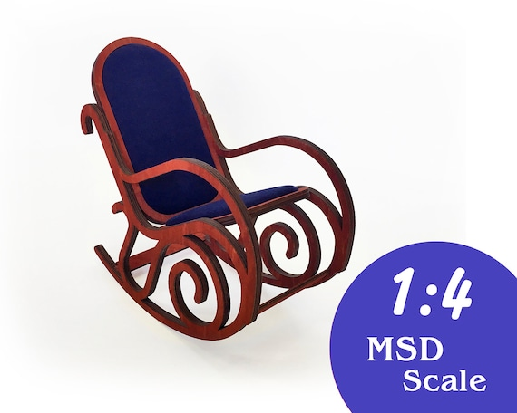 Prime 1 4 Doll Rocking Chair 2 Msd Bjd Furniture 18 Inch Doll 16 Inch Doll Minifee Furniture Tonner Diy Furniture Wooden Doll Furniture Caraccident5 Cool Chair Designs And Ideas Caraccident5Info