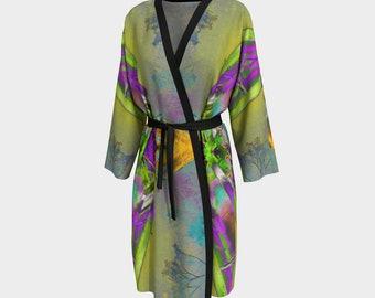 09410 Peignoir, Robe, Long Robe