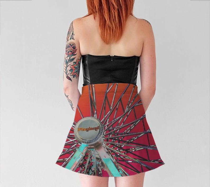 Playland 1 Flare Skirt