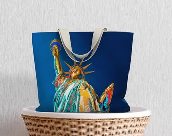 Urban Tote Liberty:  Fine Art Photography, Statue of Liberty
