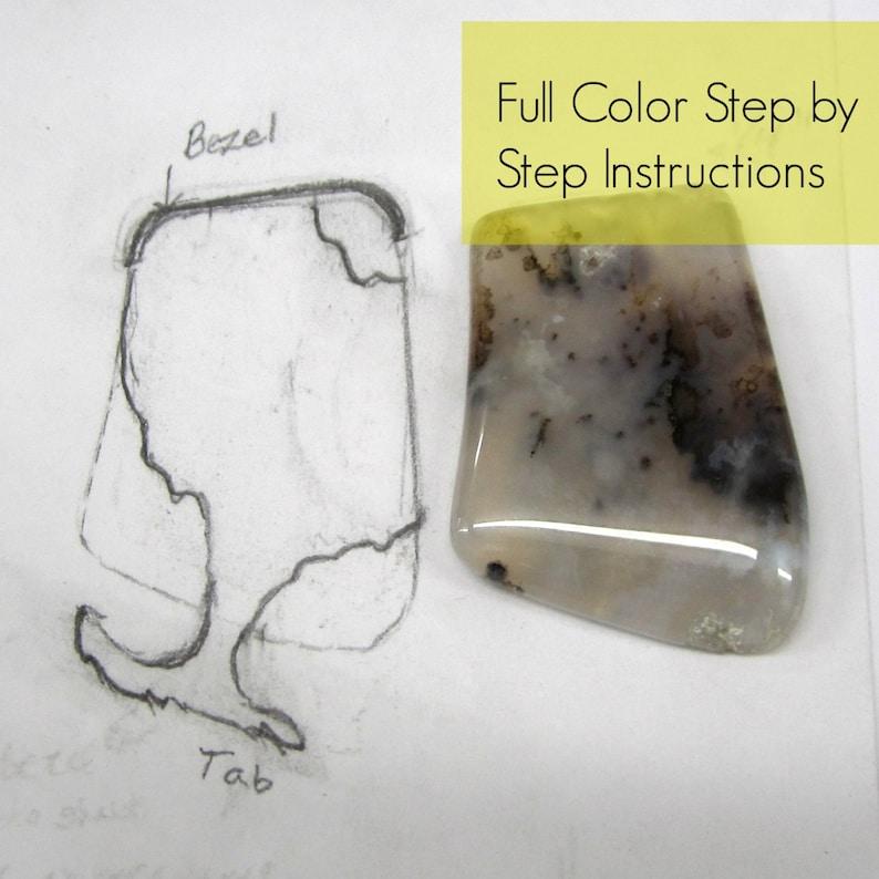 Alternative Stone Setting Instructions Jewelry Making image 0