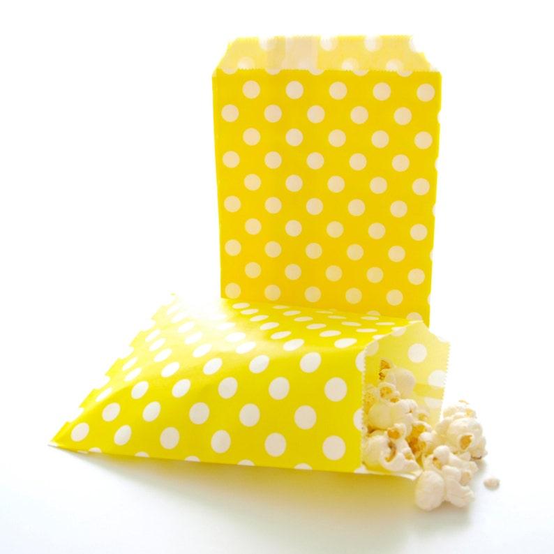 c739f79a5 Amarillo bolsas boda regalo bolso Ideas paquetes de fiesta | Etsy