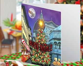 Italian Card Etsy