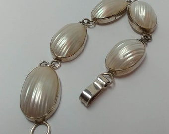 Natural Smoky Quartz Bracelet925 Sterling Silver BraceletWomen Designer BraceletGemstone Handmade BraceletGift For HerTennis Bracelet