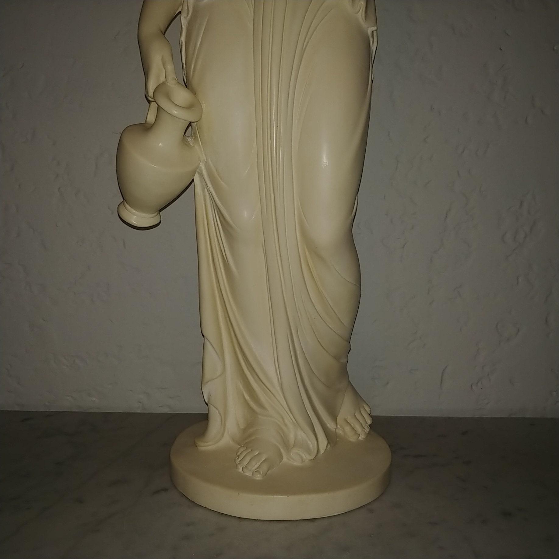 From Italy: 1960s A. Santini Molded Marble Heavy Cut | Etsy