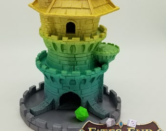 Wizard Dice Tower #1 // Introductory Price