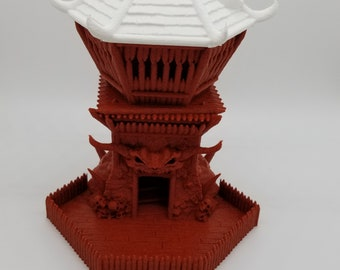 Barbarian Dice Tower #3 // Introductory Price