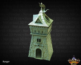 Ranger Dice Tower #6 // Introductory Price Through October