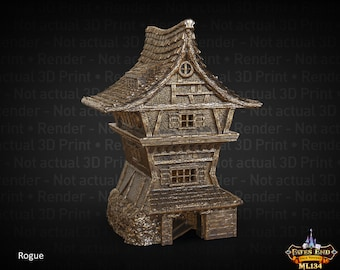 Rogue Dice Tower #4 // Introductory Price Through October