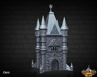 Cleric Dice Tower #5 // Introductory Price Through October