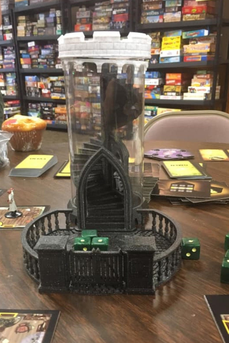 Dice Tower  Castle Staircase image 0