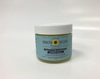 All Purpose Hand Cream   2oz jar