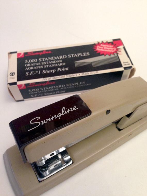 swingline stapler how to change staples
