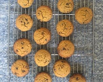 Grain-Free Cookies | No Refined Sugar