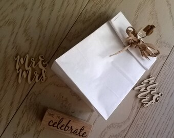 craft boxes for baby shower