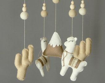 Kinderzimmer Dekor grau hellt/ürkis wei/ß Sterne Skandinavisches Handgemacht Baby Mobile Filz Wolke