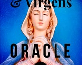 Madonnas Virgens Our Lady Oracle Cards