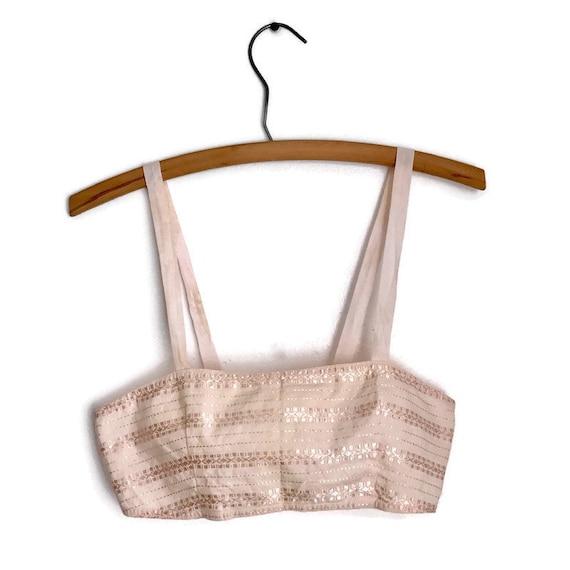 Vintage Formfit Pink Brassiere - Size 34