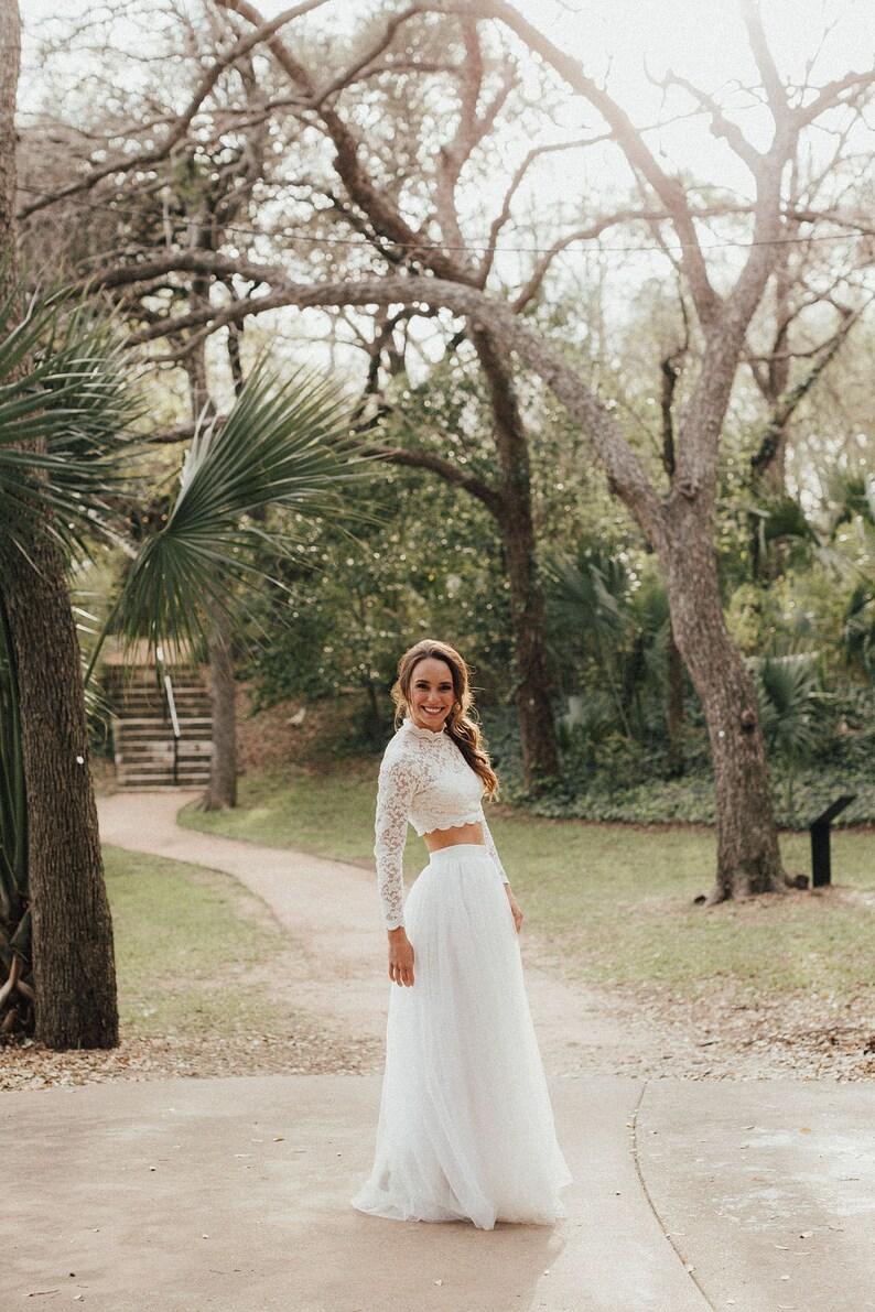 cef73d258 Bridal Soft Skirt Soft Tulle Wedding Skirt Silky Tulle | Etsy