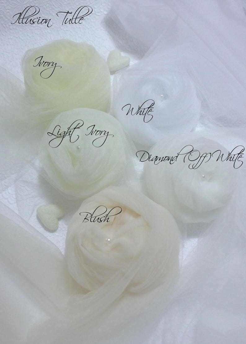 Fabric Swatches  Tulle Swatches  Faux Fur  Ribbon Color image 0