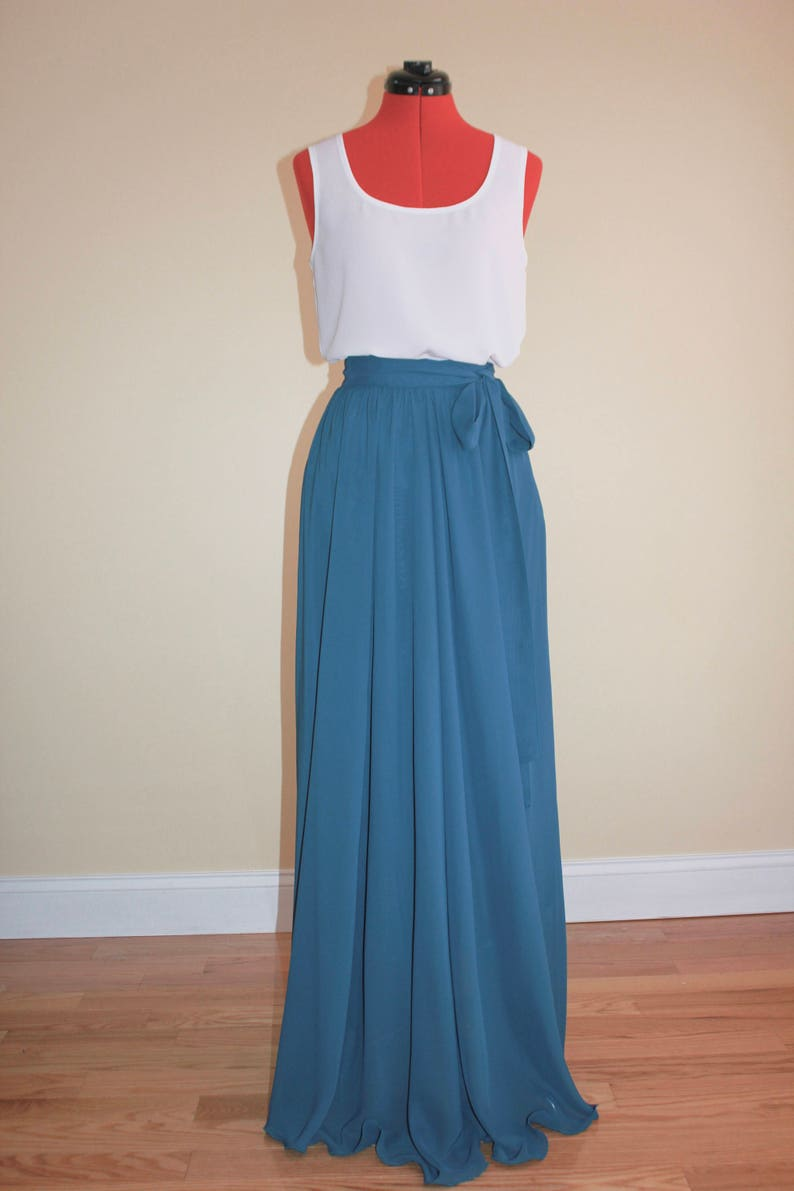 Bridal Top  Bridesmaids Skirt  Bridesmaids Separates  image 0