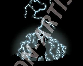 I say thee NAY! (Marvel Thor digital art print)