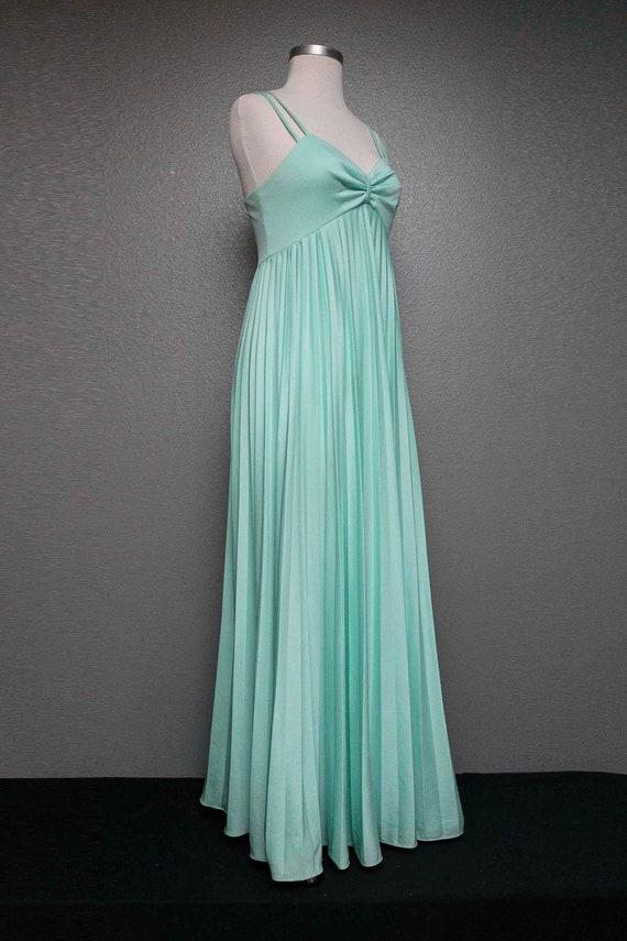 FKVintage 1970s Formal Gown/Dress