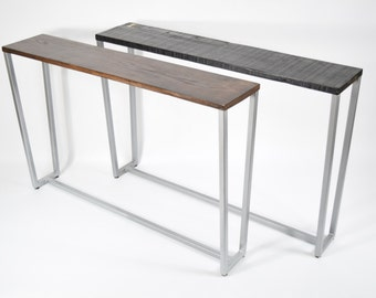 The Belmont Entry Table , Sofa Table, Console Table, Modern Table