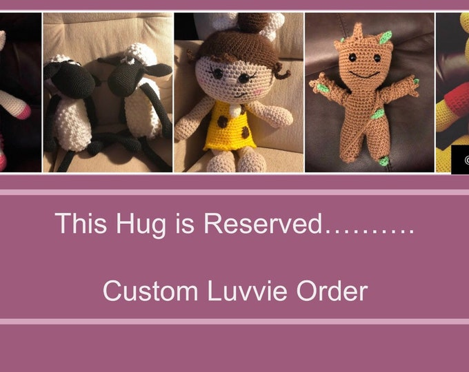 Custom Pooh Bear for Ryan