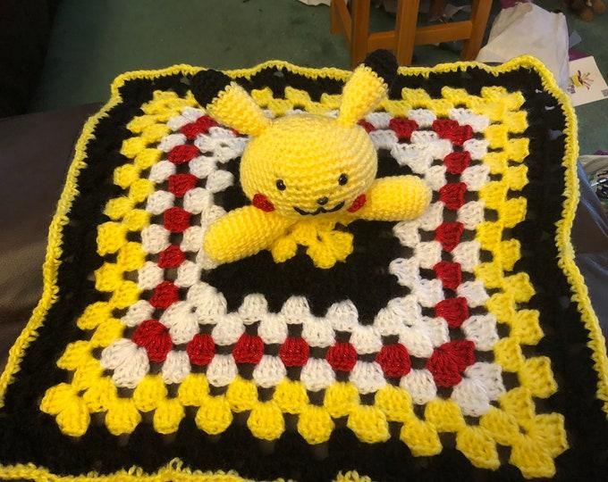 Pikachu Snuggler