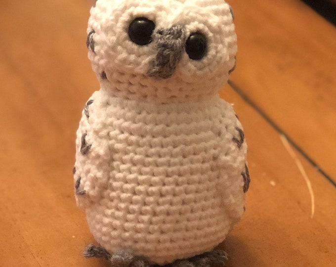 Hedwig the Owl - Harry Potter inspired