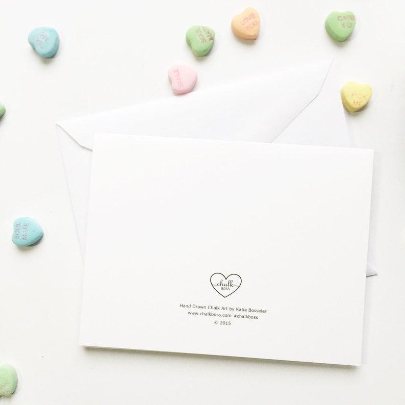 Valentines card handmade Card for Husband Card for Wife Love you Card Valentines Day Card for Husband Blank card for Valentines